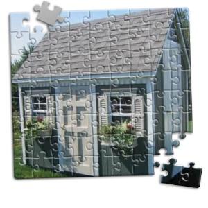 Cottage puzzle