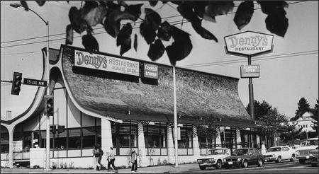 Dennys in Ballard