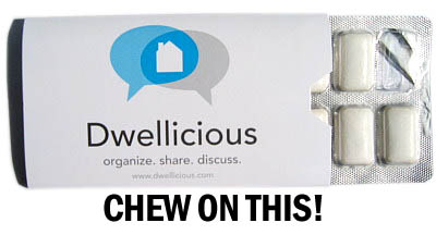 Dwellicious - chew on this