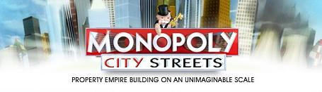 Monopoly City Streets header