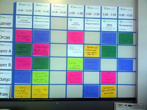 REBCSEA Schedule Board