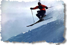 Skiing Jump pic